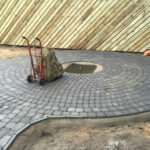 Focal feature point being completed