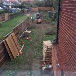 Digging up hedges, trees and shrubs - Loddon