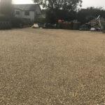20mm natural stone driveway - Old Buckenham