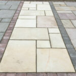 Fossil Mint Indian Sandstone