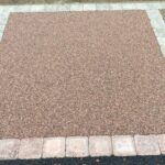 Staffordshire Pink Aggregates for our Resin Surface