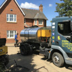 Hot tar and shingle laid by hand - Norwich