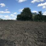 Digging over field - Norfolk