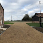 Tarmac and shingle driveway 4 - Forncett, Norfolk