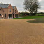 Tarmac and shingle driveway 3 - Forncett, Norfolk