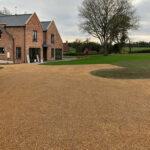 Tarmac and shingle driveway 3 - Forncett, Norfolk