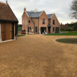 Tarmac and shingle driveway 2 - Forncett, Norfolk
