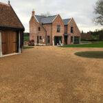 Tarmac and shingle driveway 2 - Forncett, Norfolk