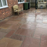 Modak patio area 2 - Swainsthorpe, Norwich