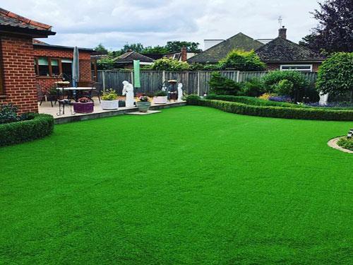 Artificial Lawn | Norwich - Garden Landscaping & Design ...