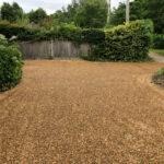 Hot tar and shingle driveway 2 - Wroxham, Norfolk