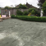 Type 1 granite base laid - Thorpe, Norwich