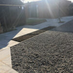 Natural Grey Pebble Stone driveway 4 - Norwich, Norfolk