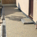 Completed equinox resin pathway - Costessey