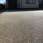 Completed equinox resin driveway 3 - Costessey