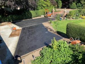 New tarmac driveway - Hempnall