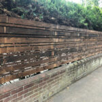 Horizontal fencing - Norwich